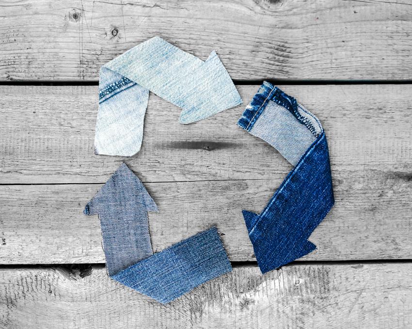 Comment et pourquoi recycler ses vieux vêtements - Inspiration et tutoriels